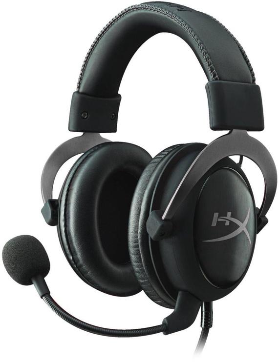 Mänguri kõrvaklapid Kingston HyperX Cloud II Pro Gun Metal