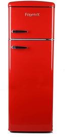 Frigelux Fridge RFDP246RRA Red
