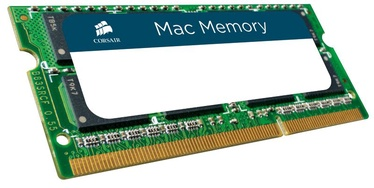 Corsair Mac Memory 4GB DDR3 CL7 SO-DIMM CMSA4GX3M1A1066C7