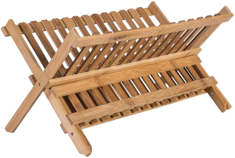 Home4you Bamboo Home Dish Rack 39x33cm 73595