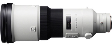 Sony 500mm F4 G SSM Lens White