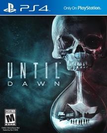 Until Dawn Incl. Russian Audio PS4