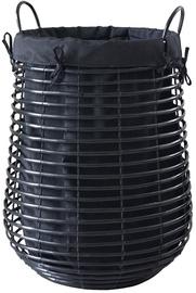 Aquanova Gisla Laundry Basket 105l Black