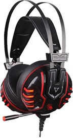 Mänguri kõrvaklapid A4Tech Bloody M615 Knight Black