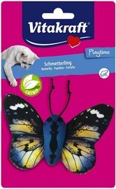 Mänguasi kassile Vitakraft Butterfly Toy With Catnip