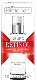 Näoseerum Bielenda Neuro Retinol Advanced Moisturizing Face Serum Day/Night, 30 ml