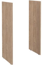 Skyland DEX DS 070 Side Walls 40x120x2.5cm Devon Oak