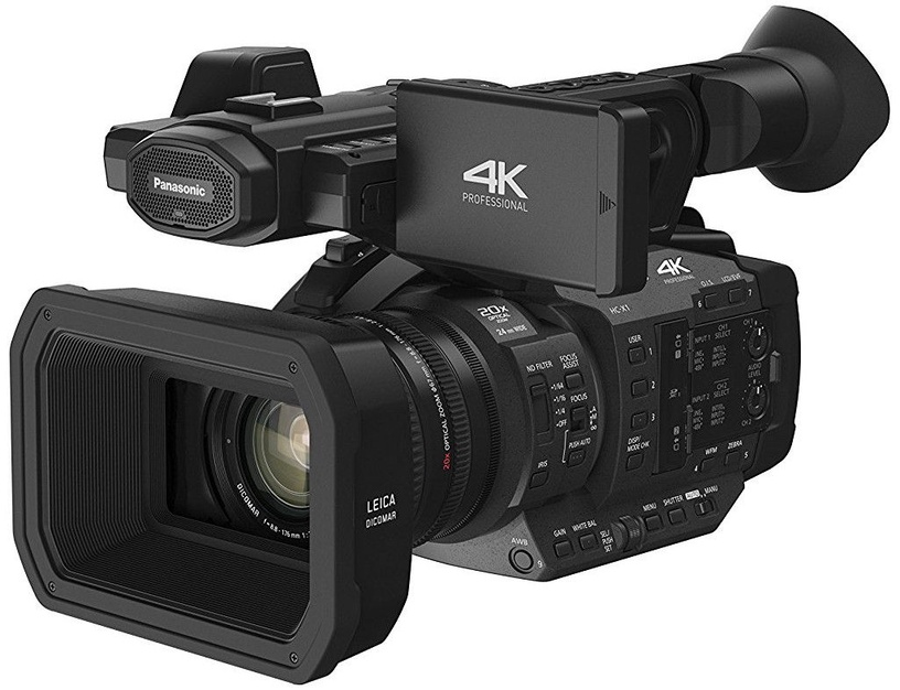 Panasonic HC-X1 Black