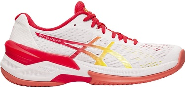 Asics Sky Elite FF Shoes 1052A024-100 White/Red 42.5
