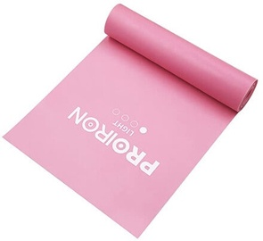 ProIron Exercise Resistance Band Pink