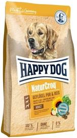 Happy Dog NaturCroq Poultry & Rice 4kg