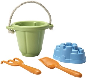 Liivakasti mänguasjade komplekt Green Toys Sand Play Set, mitmevärviline