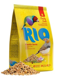Mealberry Rio Daily Feed For Exotic Bird 1kg