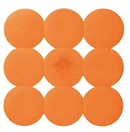 Gedy Giotto Bath Insert 54.5x54.5cm Orange