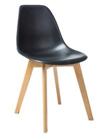 Söögitoa tool Signal Meble Moris Black, 1 tk