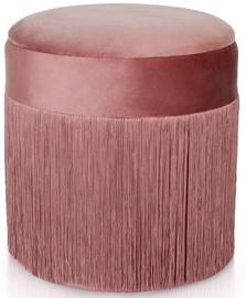 Пуф Homede Ushi Old Rose, розовый, 40x40x41 см