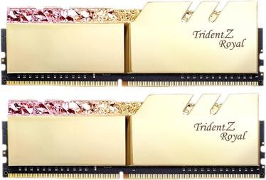 G.SKILL Trident Z Royal Gold 16GB 4600MHz CL18 DDR4 KIT OF 2 F4-4600C18D-16GTRG