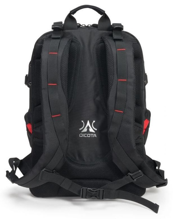 Dicota Backpack E-Sports 15 - 17.3 Black