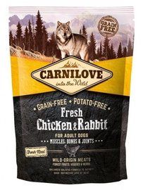 Carnilove Adult Dog Fresh Chicken & Rabbit 1.5kg