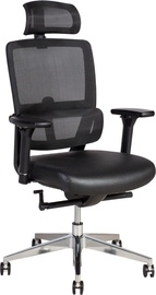 Home4you Work Chair Integra Black 14642