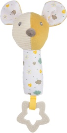 Canpol Babies Soft Toy With Squeaker And Teether Mouse 77/205