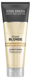 Juuksepalsam John Frieda Sheer Blonde Moisturising Conditioner, 250 ml
