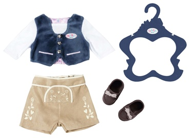 Zapf Creation Baby Born Costume Boy Outfit 43cm 824511