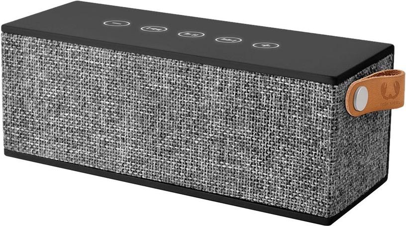 Juhtmevaba kõlar Fresh 'n Rebel Rockbox Brick Fabriq Concrete, 12 W