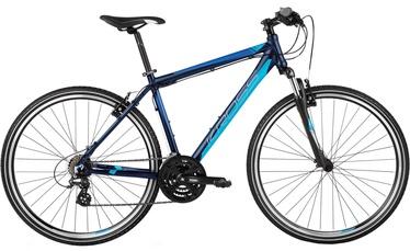 "Jalgratas Kross Evado 1.0 M 28"" Navy Blue Matte 17"