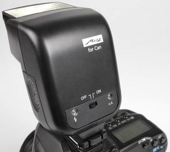 Metz 24 AF-1 Flash For Pentax