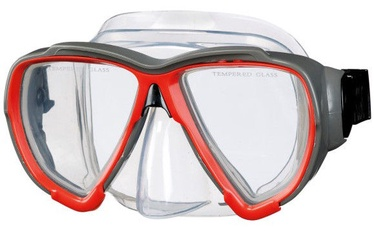 Beco Diving Mask Red