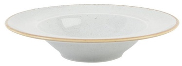 Porland Seasons Pasta Plate D31cm Grey