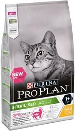 Purina Pro Plan Sterilised Adult Optidigest Cat Food With Chicken 1.5kg