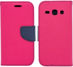 Telone Fancy Diary Bookstand Case For Samsung Galaxy J3 J330F Pink/Blue