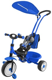 Milly Mally Boby Deluxe Tricycle Blue