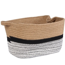 4Living Oval Basket 33x23x21cm