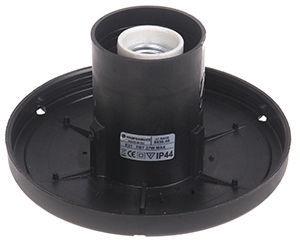 Mareco Luce Base With Socket 050019 E27 Black