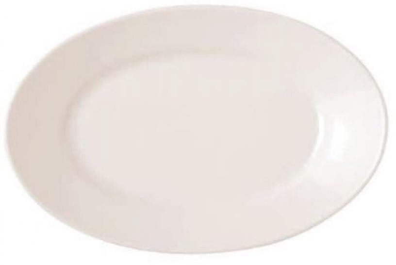 Porland Bella Oval Plate 30cm