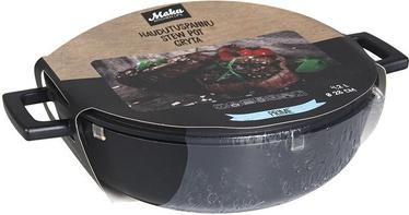 Maku Cast Iron 4.2L Pot With Lid D28cm