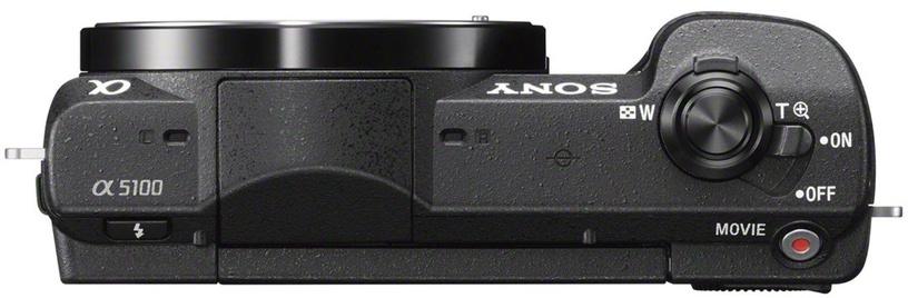 Sony Alpha A5100 Black + 16-50mm