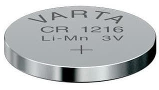 Varta CR1216 Battery 3V x1