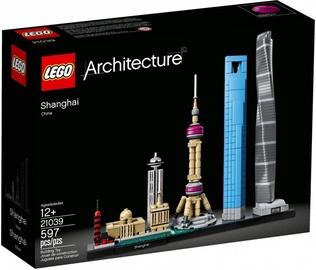 Конструктор LEGO® Architecture 21039 Шанхай