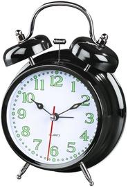 Hama Alarm Clock Nostalgia Black
