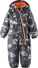 Lassie Merel Winter Overall Dark Grey 710734-9753 86