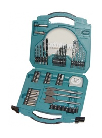 Makita Drill And Screwdriver Bit Set 71pcs