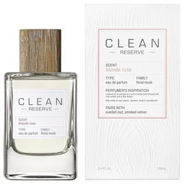 Clean Reserve Blonde Rose 100ml EDP Unisex
