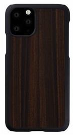 Man&Wood Ebony Back Case For Apple iPhone 11 Pro Max Black