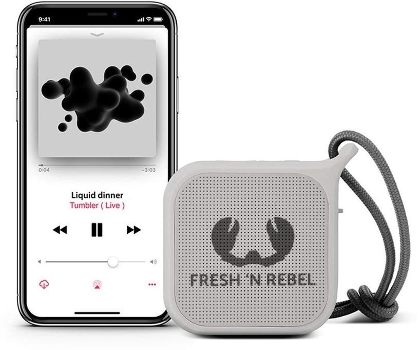 Juhtmevaba kõlar Fresh 'n Rebel Rockbox Pebble Cloud