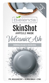 Näomask Bielenda Skin Shot Mask Volcanic Ash, 8 g