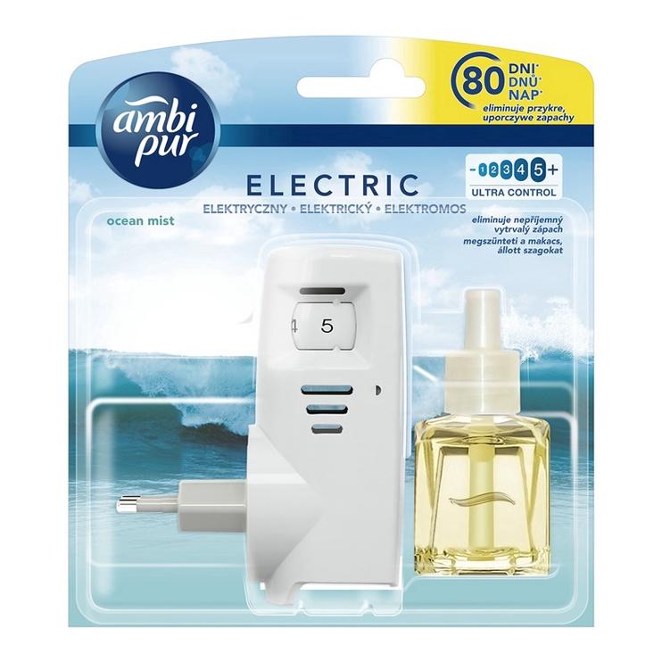 Ambi Pur Plug-In Diffuser & Refill Ocean Mist 20ml